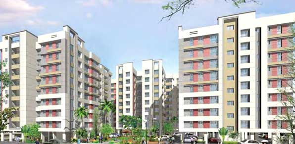 Siddha Pinewood, Kolkata - Residential Apartments