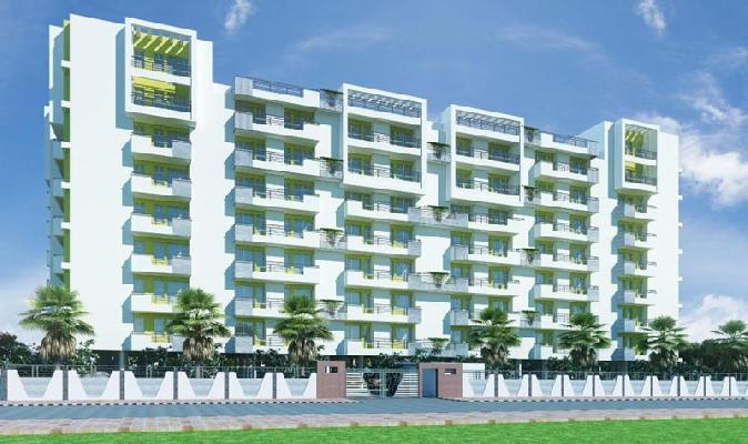 Anupam Omarion Heights, Agra - Fully Furnished Apartments