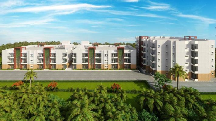 The Incarnation, Agra - 2-3 BHK Apartments