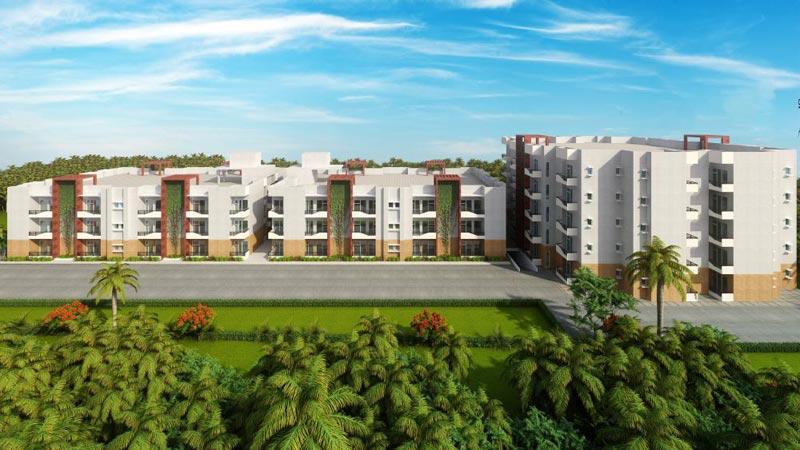 The Incarnation, Agra - 2-3 BHK Apartments