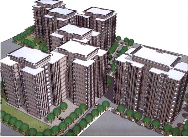The Green Ville, Agra - 2/3/4 Bedroom Apartments
