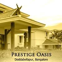 Prestige Oasis - Doddaballapur, Bangalore