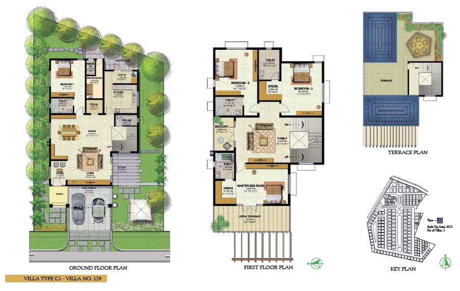 prestige royal woods hyderabad telangana india luxury