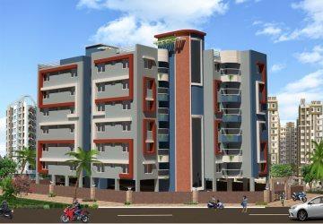 Mondal Parichoy Apartment, Durgapur - Mondal Parichoy Apartment