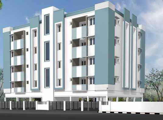 Shri Janani Homes Anbagam, Pondicherry - Shri Janani Homes Anbagam