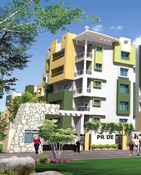 The Pride, Bhubaneswar - Residential Apartments