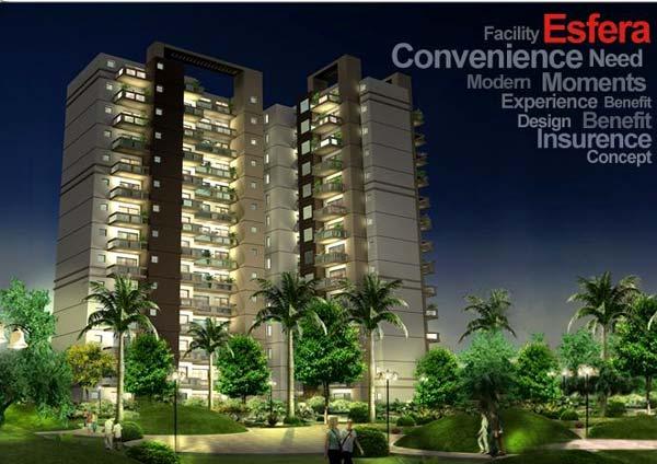 Imperia Esfera, Gurgaon - 2/3/4 Bedroom Luxury Apartments