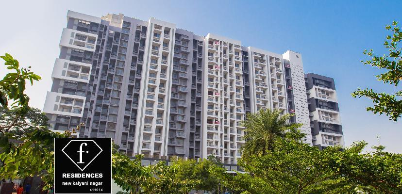 BramhaCorp F Residences, Pune - BramhaCorp F Residences