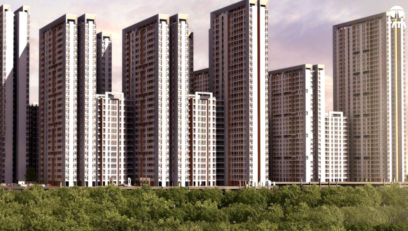 Amantra, Mumbai - 2/3 BHK Apartments