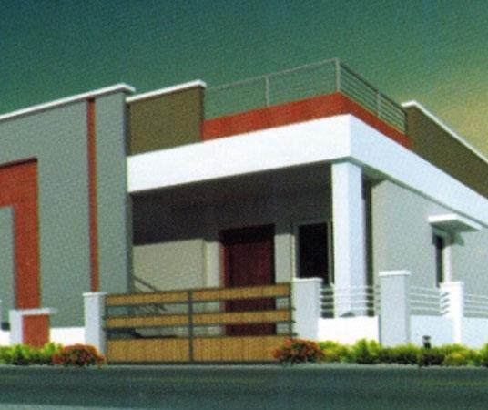 Devansh Dev Prime Villas Block 2, Hyderabad - Devansh Dev Prime Villas Block 2