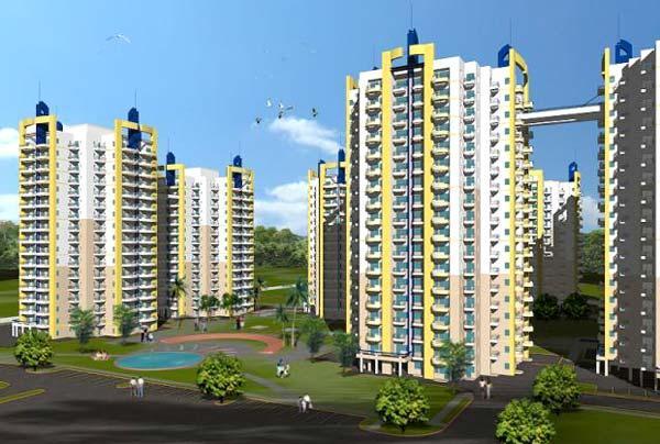 RPS Savana, Faridabad - 2 & 3 BHK Apartments & 4 BHK Penthouses