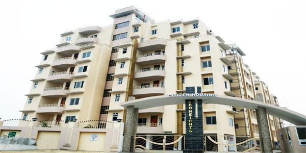 Citizen Eco Heights, Allahabad - Citizen Eco Heights