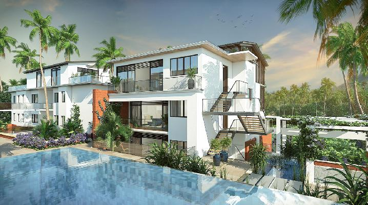 Vianaar El Reino Apartments, Goa - Vianaar El Reino Apartments