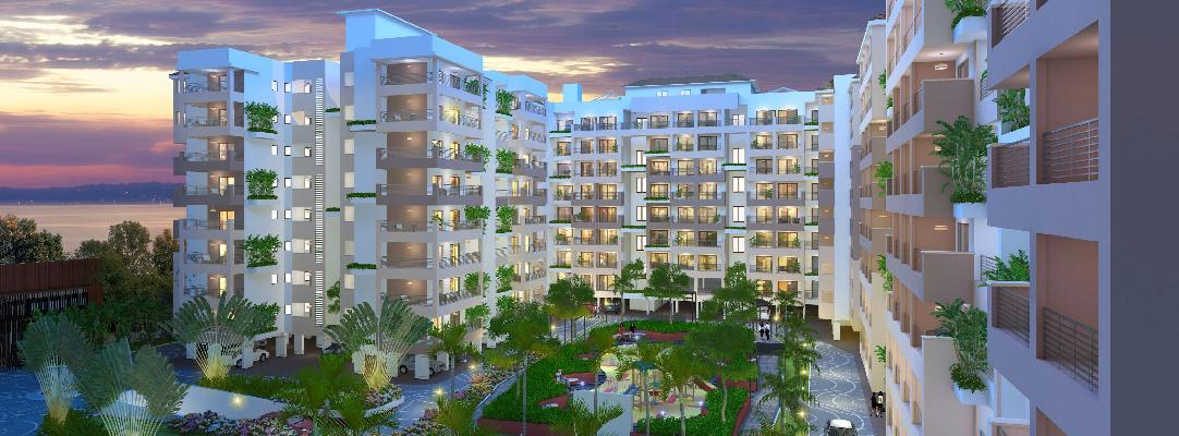 MVR Homes, Goa - 1 BHK / 2 BHK / 3 BHK Appartment