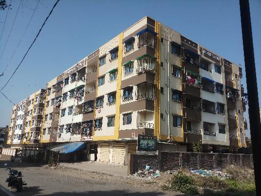Rajveer Residency, Vapi - 1BHK & 2BHK Apartments