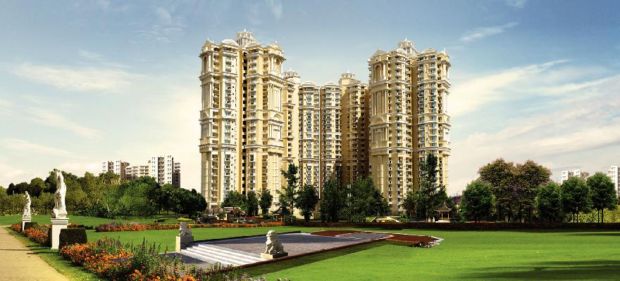 Supertech The Romano, Noida - Supertech The Romano