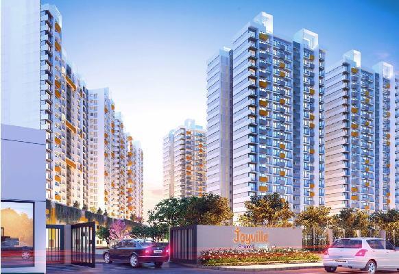 Shapoorji Pallonji Joyville, Mumbai - 1BHK & 2BHK Apartment
