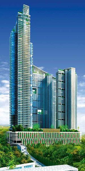 Alta Monte, Mumbai - 2,3 and 4 BHK Luxury Apartments