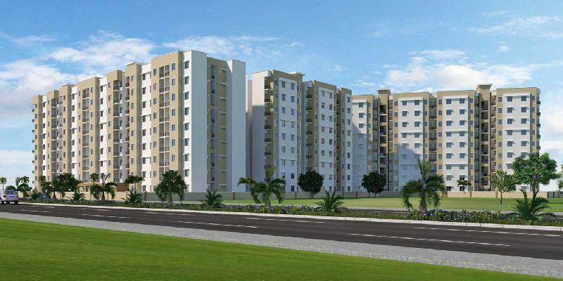 Manglam Residency Alwar, Alwar - 1BHK & 2BHK Apartments