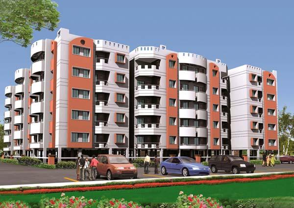 G-Next Valley, Bhubaneswar - 1 BHK / 2 BHK / 3 BHK Appartment