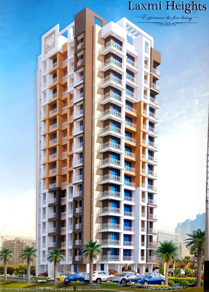 Laxmi Heights, Thane - 1 & 2 BHK Residential Complex
