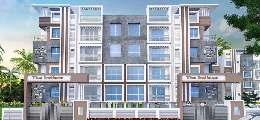 The Indiana, Kolkata - 2 and 3 BHK Apartments