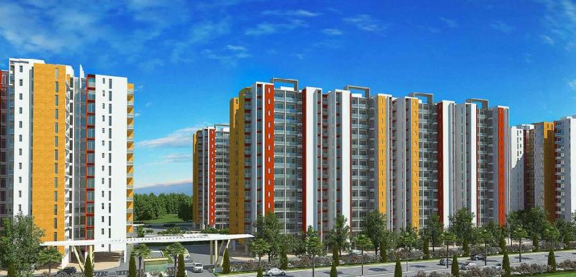 Viraj Sun Breeze 2, Lucknow - Viraj Sun Breeze 2