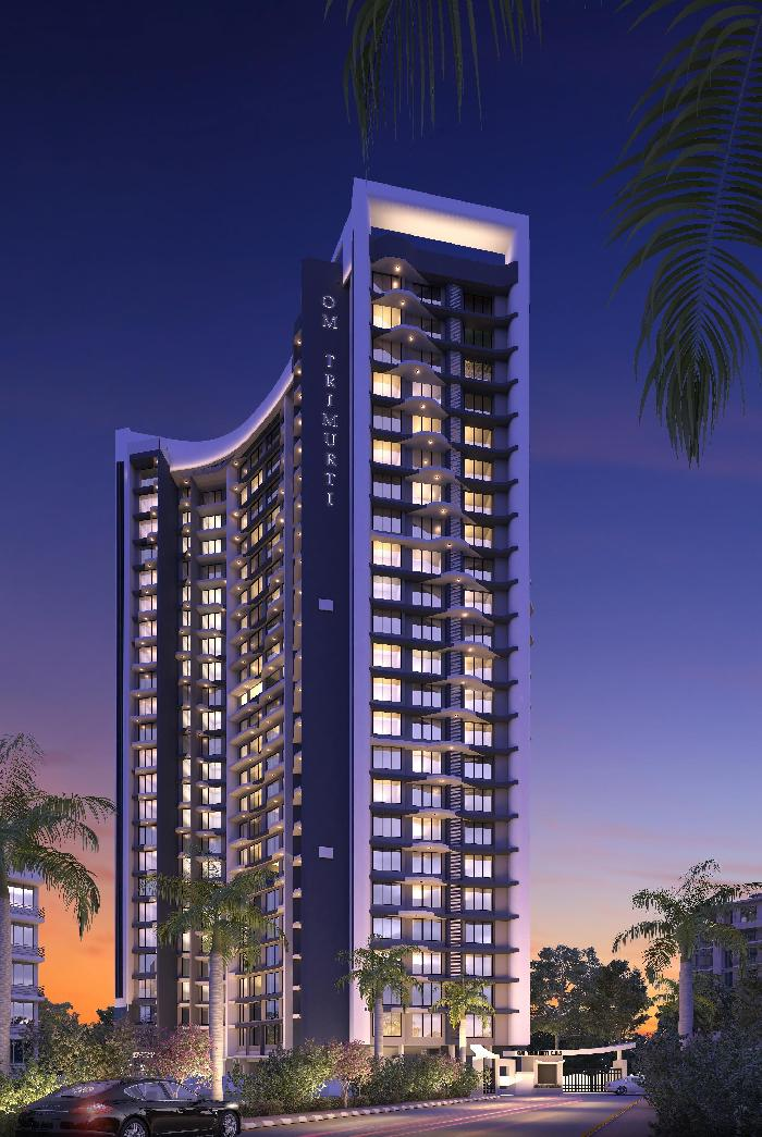 Om Trimurti, Mumbai - 1, 2 & 3 BHK Apartments