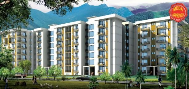 Windsor Court, Dehradun - 2 BHK & 3 BHK Apartments