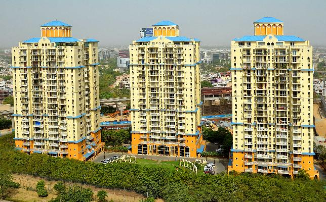 DLF Belvedere Tower, Gurgaon - DLF Belvedere Tower