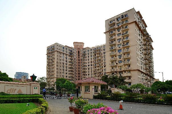 DLF Oakwood Estate, Gurgaon - DLF Oakwood Estate