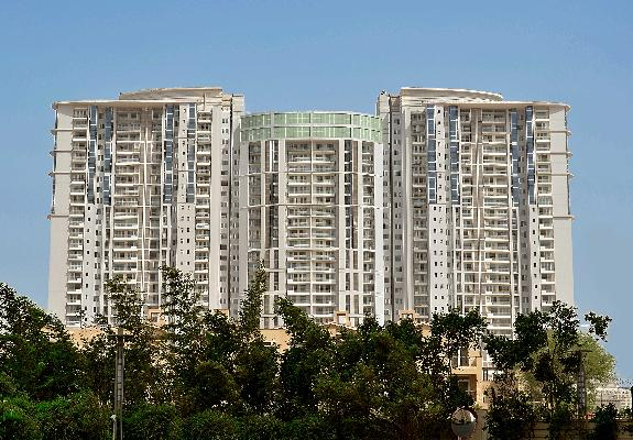 DLF The Belaire, Gurgaon - DLF The Belaire