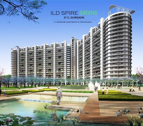 Spire Greens, Gurgaon - 2 BHK & 4 BHK Apartments