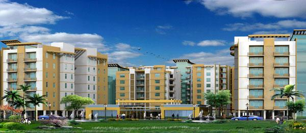 Akshita Homes, Lucknow - 1 BHK / 2 BHK / 3 BHK Appartment