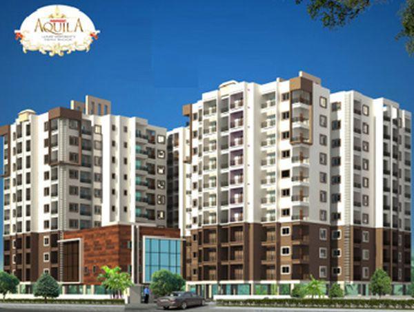 Confident Aquila, Bangalore - Confident Aquila