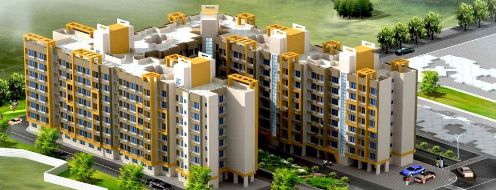 Galaxy Apartment, Mumbai - 1 & 2 BHK Apartment