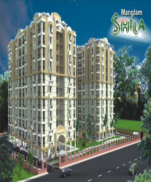 Manglam Shila, Agra - 2 BHK Luxury Apartments
