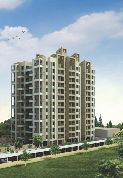 Wisteriaa, Pune - 2/3 BHK Appartments
