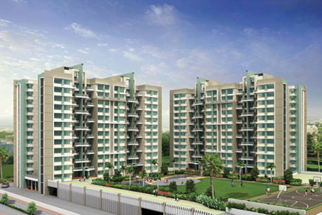 Park Turquoise, Pune - 2, 2.5 & 3 BHK Apartments