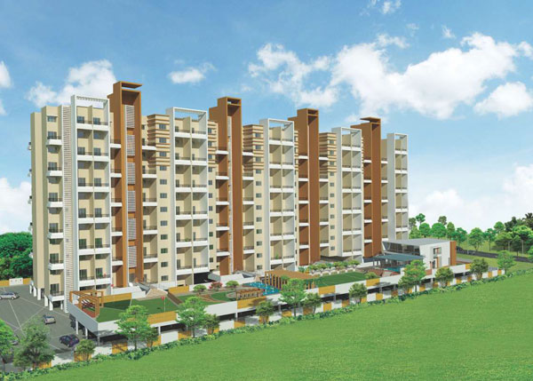 Latitude, Pune - 2/3 BHK Appartments