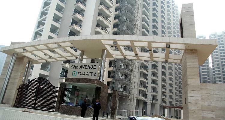 Gaursons 12th Avenue, Greater Noida - Gaursons 12th Avenue