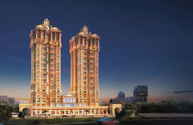 Lakhani Empire Towers, Thane - Lakhani Empire Towers