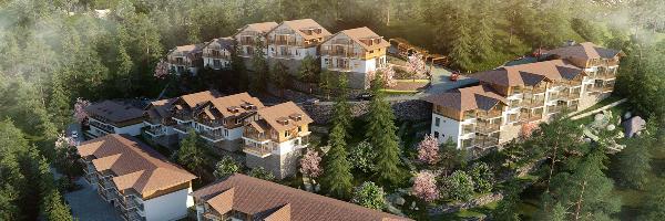 Silverglades Hill Home Villa