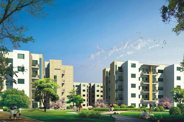 Omaxe Naffhil Homes, Allahabad - Residential Budget Homes