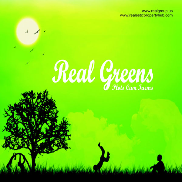 Real Greens, Jaipur - Residential Plots