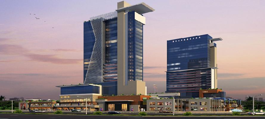 V Square 83 Avenue, Gurgaon - V Square 83 Avenue