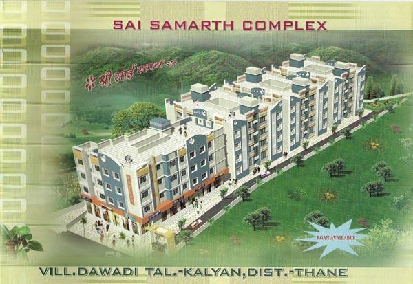 Shree Sai Samarth Flats, Mumbai - 1 BHK Apartment