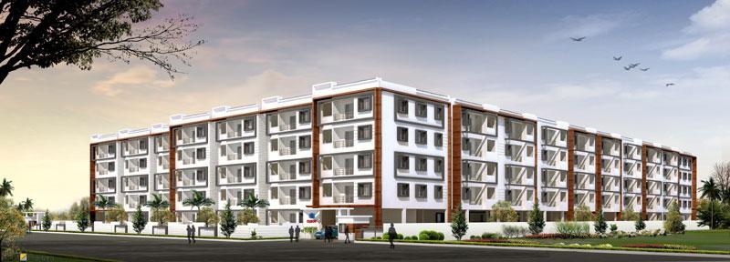 DSR White Waters II, Bangalore - DSR White Waters II