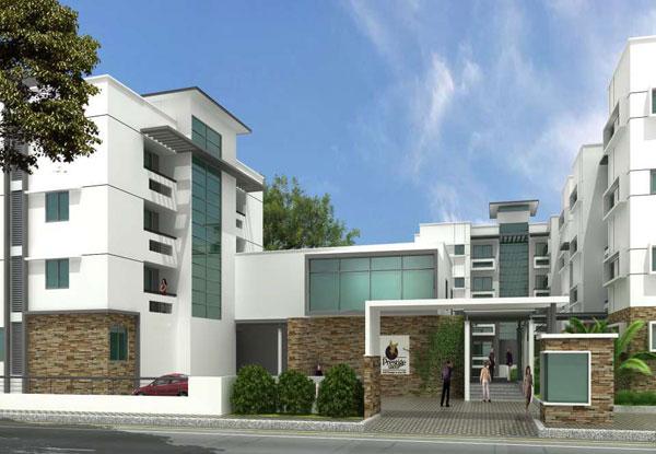 Prestige Silver Crest Bangalore - Flats for Sale in Prestige Silver ...