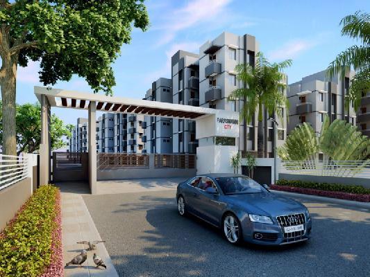 Parasmanni City, Ahmedabad - Residential Flats & Apartment